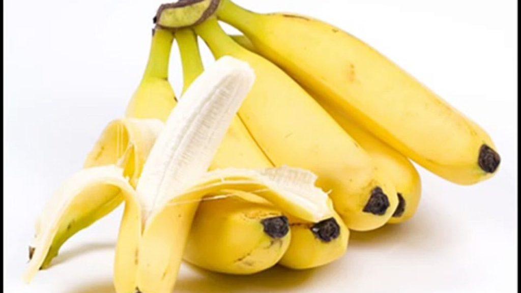 Банан от изжоги помогает