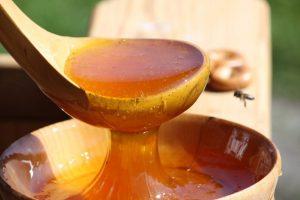 Мед повышает или понижает кислотность желудка