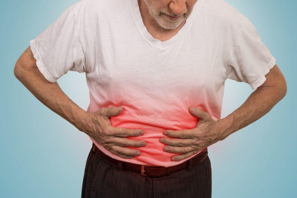 изжога и боль в желудке