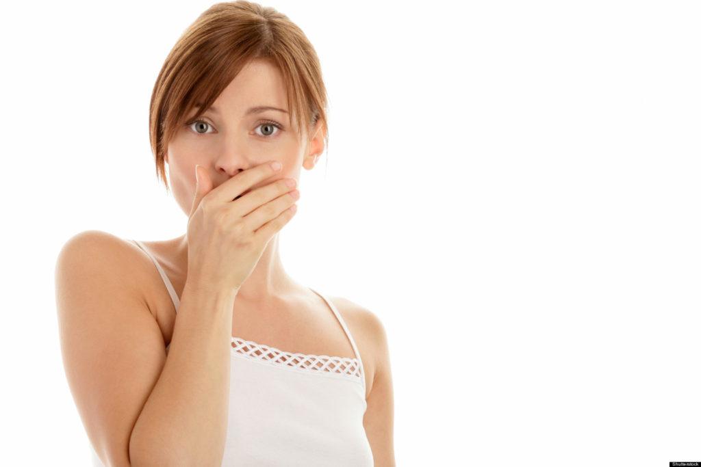 Отрыжка воздухом: причины, лечение у взрослых и детей