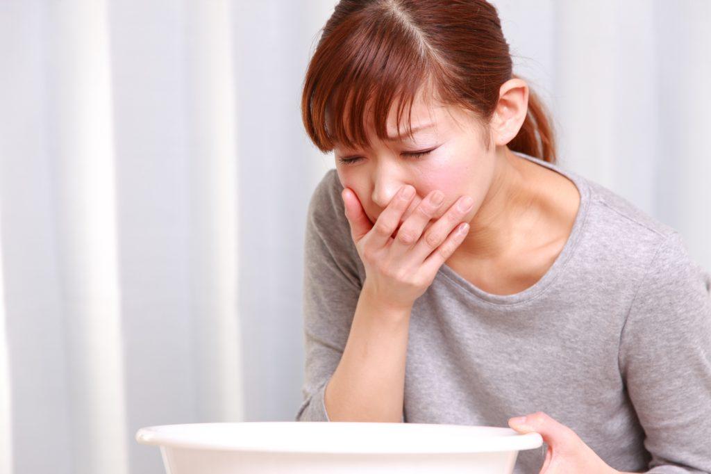 Отрыжка желчью и горечью: причины и лечение