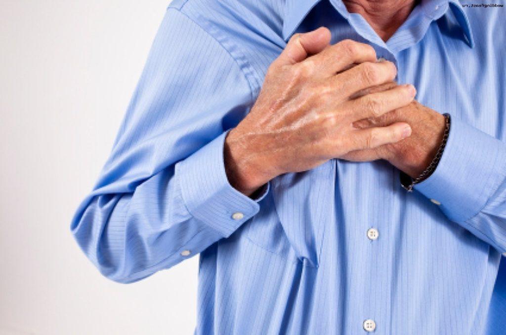 Почему жжет в груди? Боль и жжение в груди